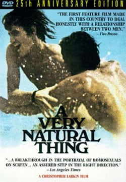 A Very Natural Thing (DVD)