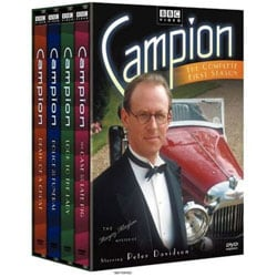 Campion - The Complete First Season (DVD)