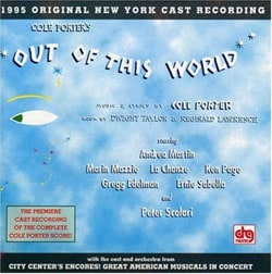 1995 New York Cast - Out Of This World