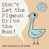 Don`t Let the Pigeon Drive the Bus (Hardcover)
