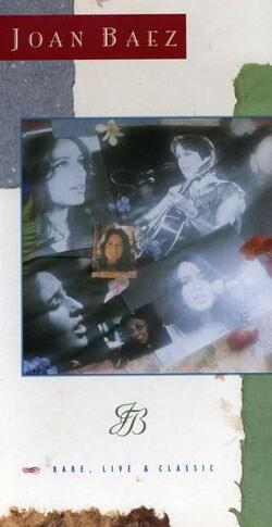 Joan Baez - Rare, Live And Classic [Box]