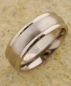 All right girls post your guy s wedding band photo 65797-1
