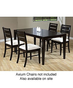 Axium Dining Table : Furniture from Overstock.com :  furniture overstock dining table