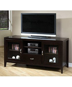 Overstock - Axium 2-door Entertainment Center - $419.99