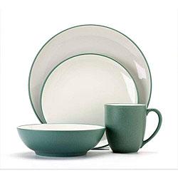 Noritake Colorwave 16-piece Green Dinnerware Set 6582356