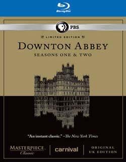 Masterpiece Classic: Downton Abbey Seasons One & Two Set (Blu-ray Disc) 9257762