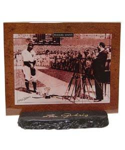 Lou Gehrig Audio Desktop