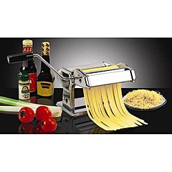 Large 180mm Pasta Machine with Two Cutting Dies