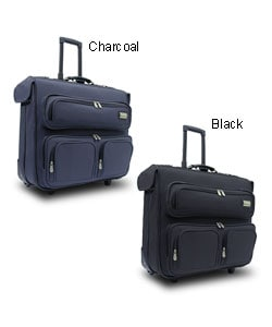 Travelers Choice Horizontal Rolling Garment Bag