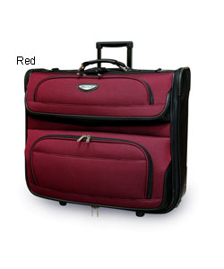 Traveler's Choice Amsterdam Rolling Garment  Bag