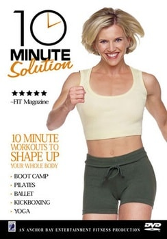 10 Minute Solution - Workouts to Shape Up Your Whole Body (DVD)