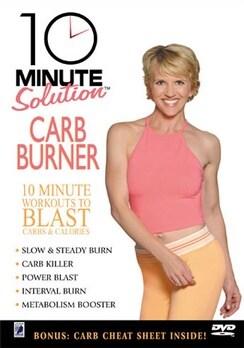 10 Minute Solution: Carb Burner (DVD)