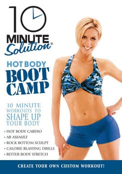 10 Minute Solution - Hot Body Boot Camp (DVD)