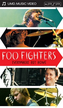 Foo Fighters - Everywhere But Home (UMD)