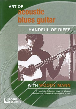 Art Of Acoustic Blues Guitar - Handful of Riffs (DVD)