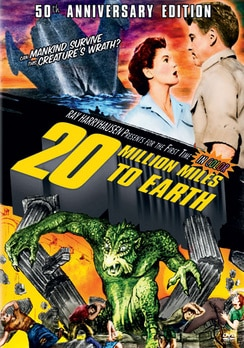 20 Million Miles to Earth - 50th Anniversary Edition (DVD)