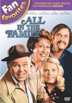 All in the Family: Fan Favorites (DVD)