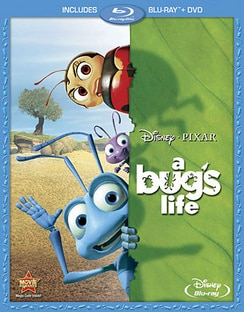 A Bug`s Life with DVD Copy (Blu-ray Disc)