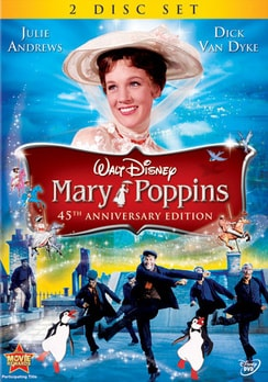 Mary Poppins - 45th Anniversary Special Edition (DVD)