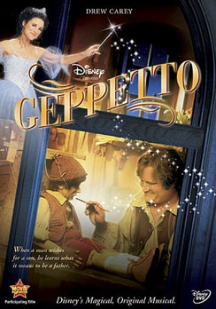 Geppetto (DVD)
