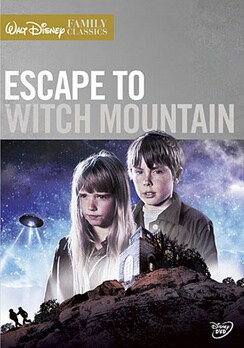 Escape to Witch Mountain (DVD)