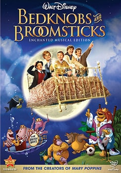 Bedknobs and Broomsticks - Enchanted Musical Edition (DVD)