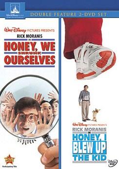 Honey, We Shrunk Ourselves/Honey, I Blew Up The Kid - 2-Disc Set (DVD)