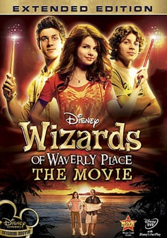 Wizards of Waverly Place: The Movie - Extended Edition (DVD)