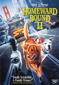 Homeward Bound 2 - Lost in San Francisco (DVD)