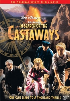 In Search of the Castaways (DVD)