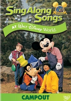 Sing-Along Songs - Campout At Walt Disney World (DVD)