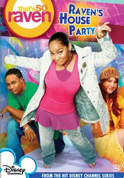 That`s So Raven: Raven`s House Party (DVD)