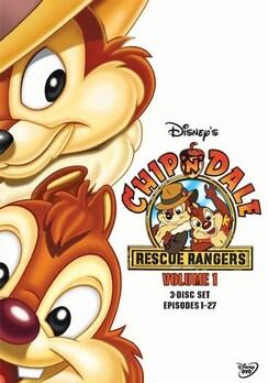 Chip n' Dales Rescue Rangers Volume 1 (DVD)