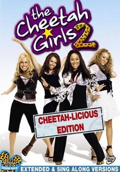 Cheetah Girls 2: Cheetah-licious Edition (DVD)
