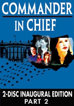 Commander In Chief: The Inaugural Edition - Part 2 (DVD)