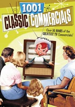 1001 Classic Commercials (DVD)