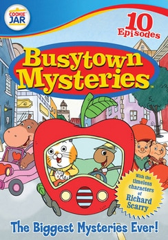 Busytown Mysteries: The Biggest Mysteries Ever! (DVD)