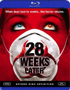 28 Weeks Later (Blu-ray Disc)