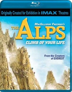 The Alps - Climb of Your Life (Blu-ray Disc)
