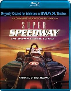IMAX - Super Speedway (Blu-ray Disc)