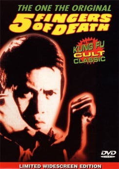 5 Fingers of Death (DVD)