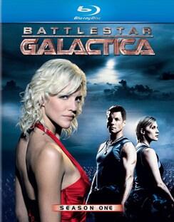Battlestar Galactica - Season 1 (Blu-ray Disc)