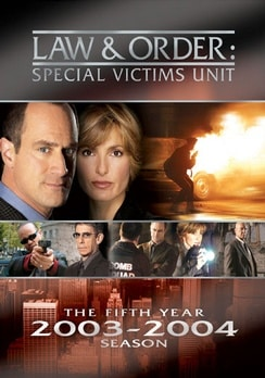 Law & Order: Special Victims Unit - The Fifth Year (DVD)