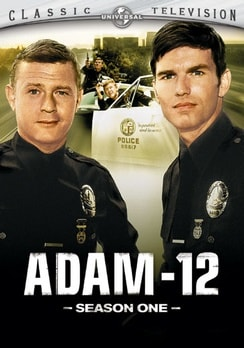 Adam-12- The Complete First Season (DVD)