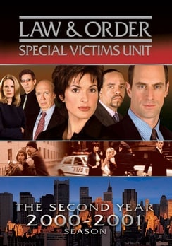 Law & Order: Special Victims Unit - The Second Year (DVD)