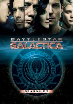 Battlestar Galactica - Season 2.5 (WS/DVD)