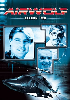 Airwolf - Season Two (DVD)