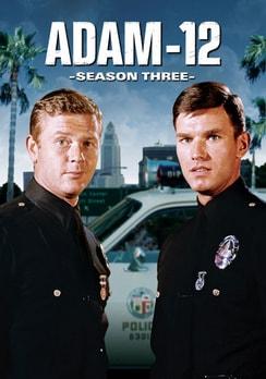 Adam-12 - Season 3 - 4-Disc Set (DVD)