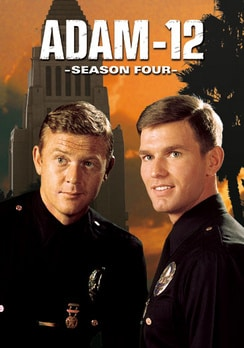 Adam-12: Season Four (DVD)