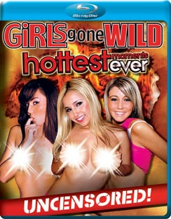 Girls Gone Wild - Hottest Moments Ever (Blu-ray Disc)